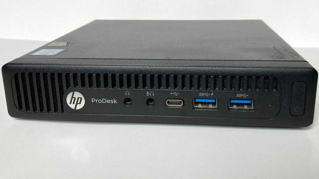 HP ProDesk 600 G2 Desktop Mini - mały komputer