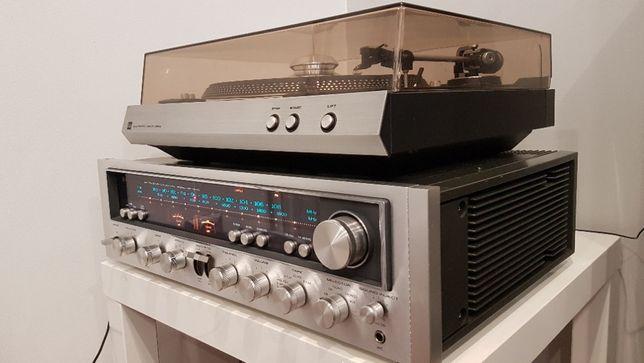 Gramofon Dual  626 - panel aluminium