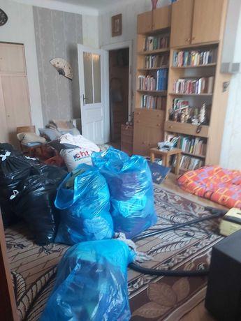 Wywóz gratów Czyszczenie piwnic mieszkań garaży pustostanów