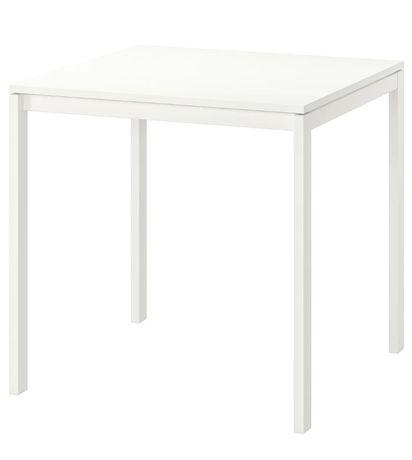 Stół melltorp Ikea biały