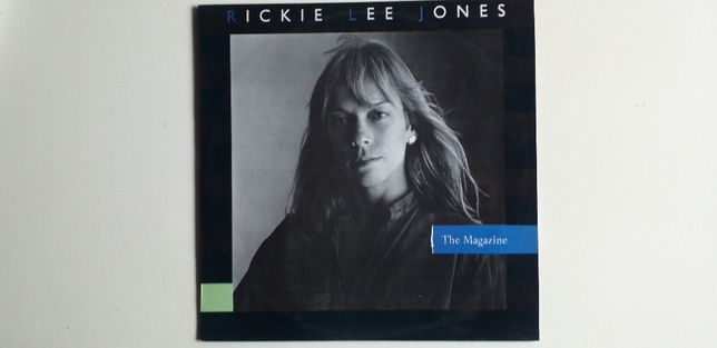 Rickie Lee Jones The Magazine Vinil LP