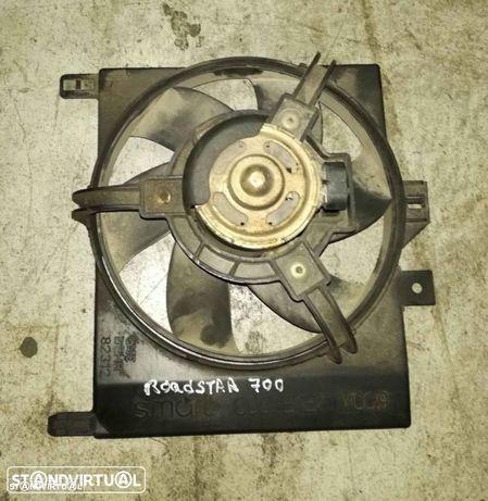 Ventilador do intercooler para Smart Roadster gasolina (2004) 0003127V009