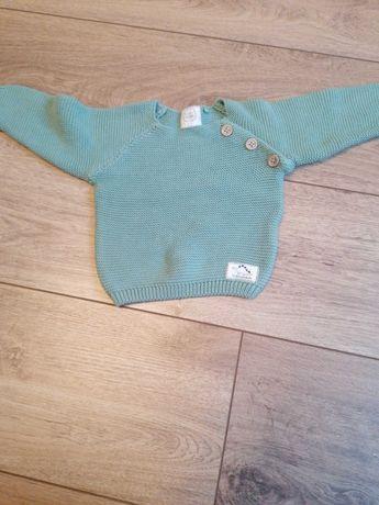 Sweterek niemowlęcy cool club