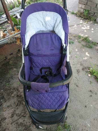 Прогулочная детская коляска 4baby Atomik