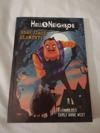 """Hello Neighbor. Brakujące Elementy"" Carly Anne West"