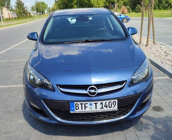 Astra J 1.4 Turbo 2014 LIFT najbog.wersja 78.585km śwież z Niemiec Opł