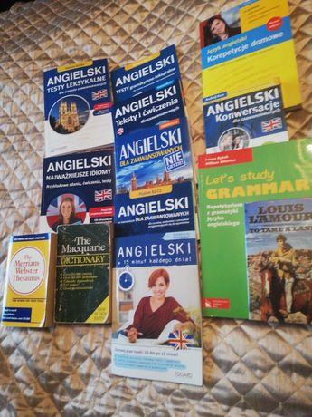 Książki do angielskiego Edgard