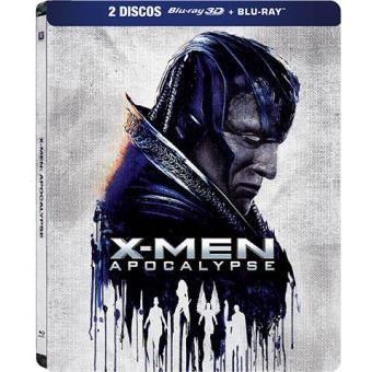 X-Men Apocalypse - Blu-Ray 3D+2D -Limited Steelbox Edition Algés, Linda-A-Velha E Cruz Quebrada-Dafundo - imagem 1