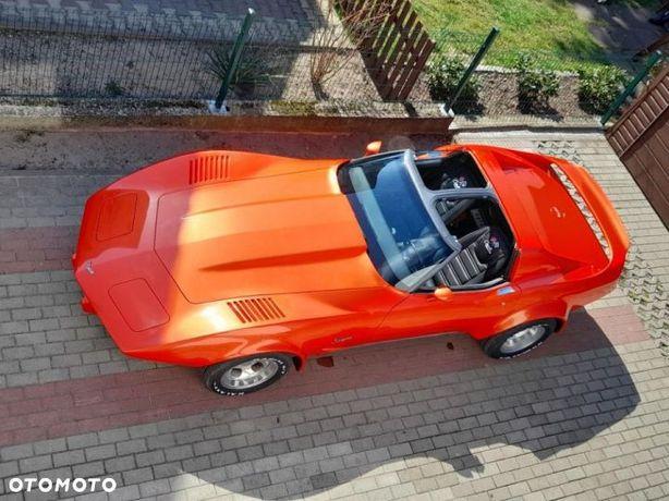 Chevrolet Corvette C3 stingray jedyna taka możliwa zamiana