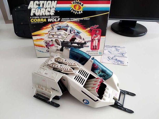 Veículo COBRA Wolf - GI JOE Action Force