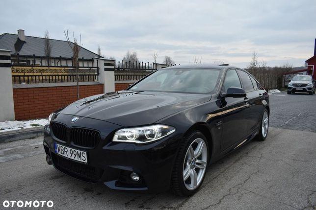 BMW Seria 5 3.0 313 //M PERFORMANCE // xDrive // TOTALNY UNIKAT//