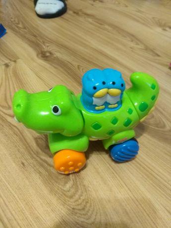 Krokodyl Fisher Price