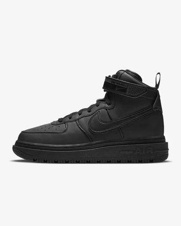 Зимние ботинки Nike Air Force 1 , оригинал, кроссовки, adidas, скидка!
