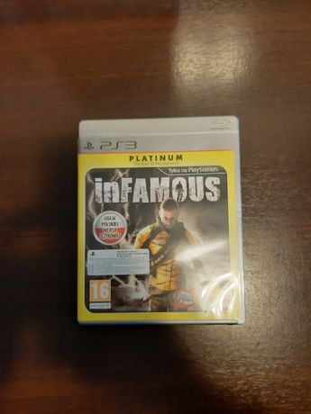 PS3 inFamous / PlayStation 3