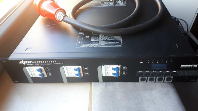 Botex DPX-620 III 6-Channel Dimmer