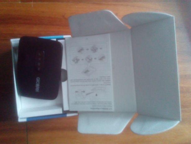 Router Alcatel Linkzone WiFi MW40 4G Preto