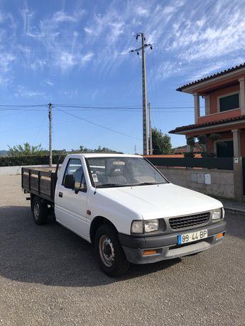 Opel Motor ISUZU 3 Lugares