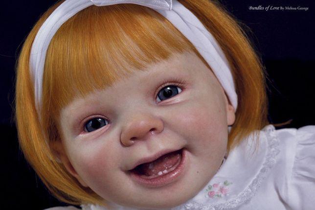 Кукла пупс Молд США реборн реборнинг