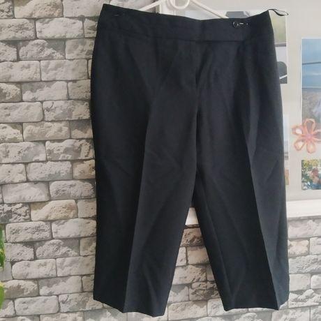 Spodnie damskie kolor czarny