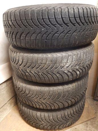 Диски r14 с резиной Michelin