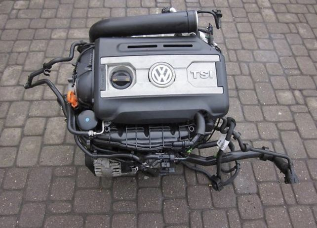 Двигатель Volkswagen Tiguan 2.0 TSI