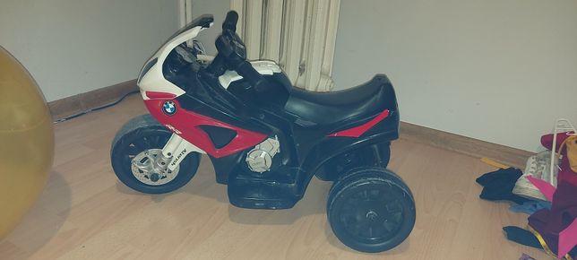 Motor na akumulator dla dziecka