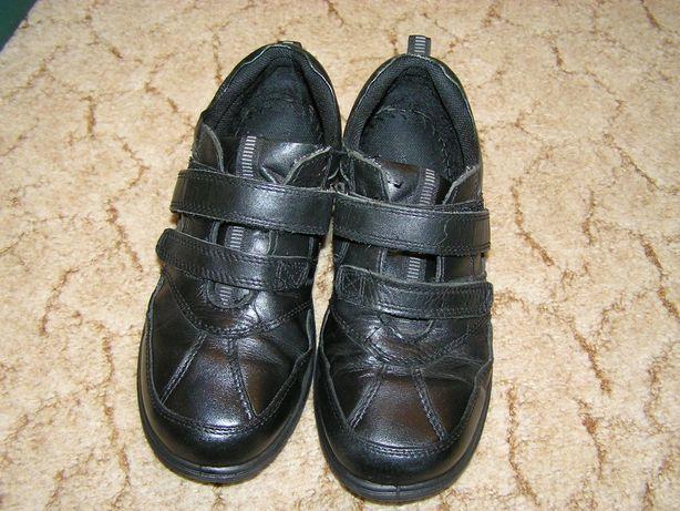 кожаные туфли Braska р. 35