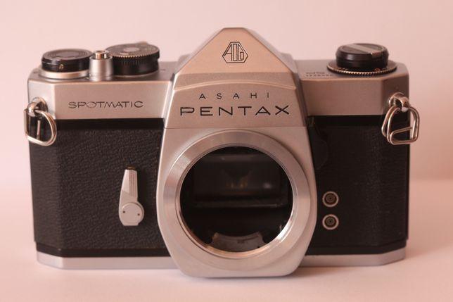 Máquina Fotográfica SLR Asahi Pentax Spotmatic SP