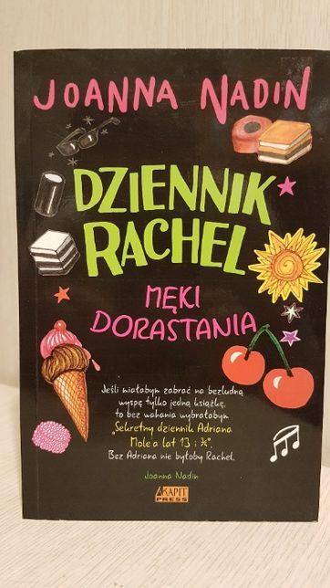 Dziennik Rachel Męki dorastania - Joanna Nadin