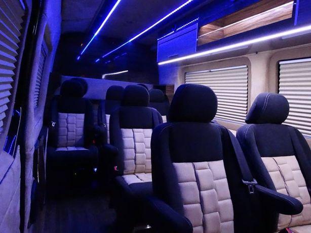 Przewóz osób POLSKA NIEMCY HOLANDIA Bus do Niemiec Holandii transport