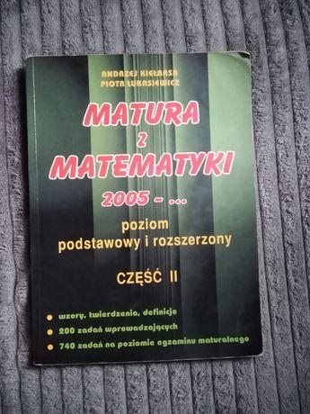 Matura z matematyki, poziom podstawowy i rozszerzony część 2