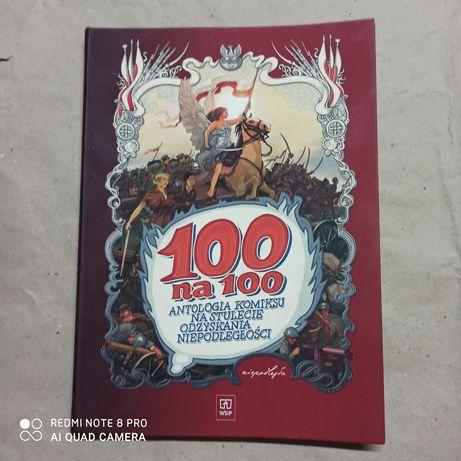 100lecie odzyskania niepodległości komiks