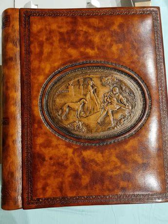 Кожаный фотоальбом Inobili Urbino M13 24x30см