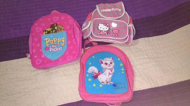 Plecaczki idealne do przedszkola