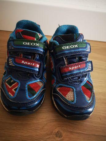 Geox buty r. 25 świecą