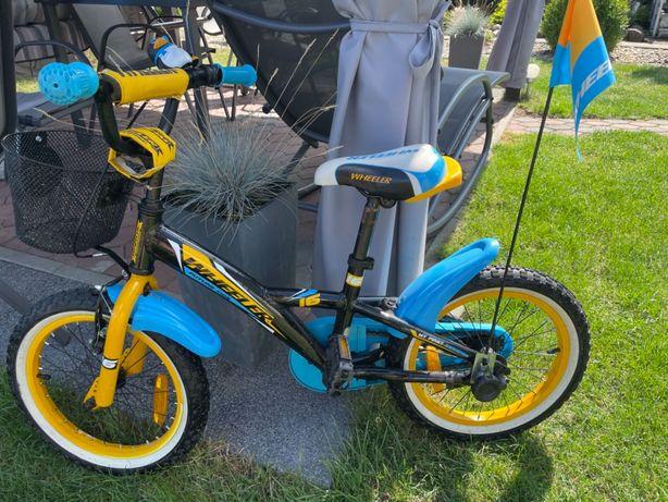 Rower bmx 14 cali wheeler
