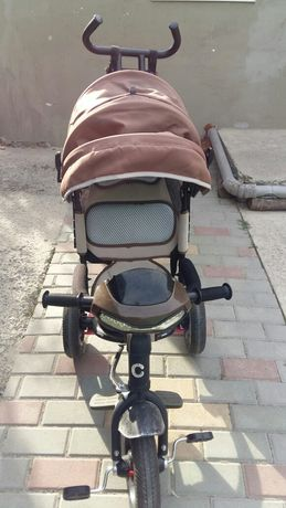Трьохколiсний велосипед Crosser One