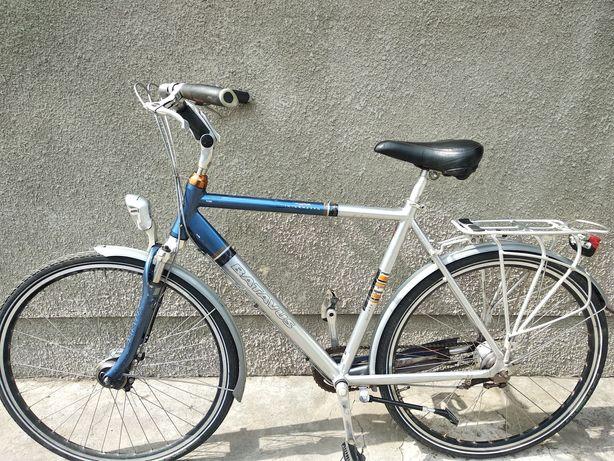 Велосипед из Германии Batavus. Планетарка Shimano nexus s7