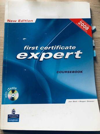 First Certificate Expert + CD