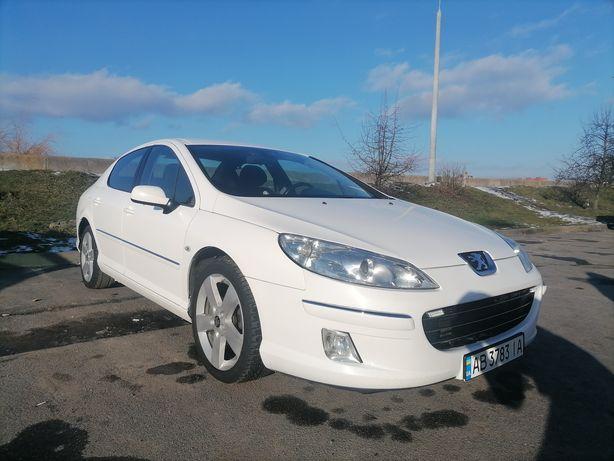 Peugeot 407 1.6 HDI FULL TOP