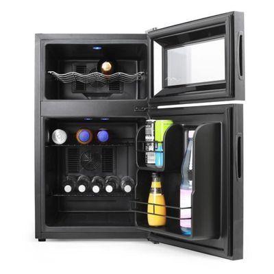 Минибар Klarstein Design - Комбинированный барный холодильник Винный п
