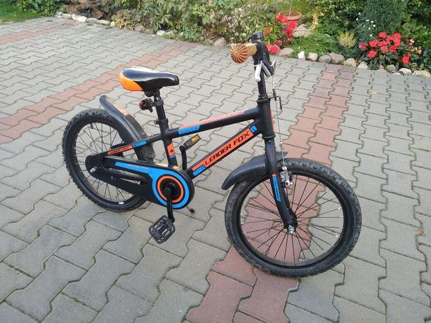 Rower Leader Fox 18 dla dziecka koła 18 cali