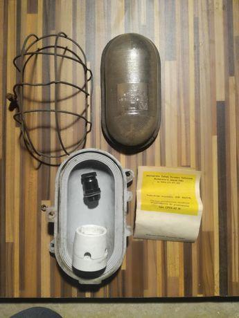 LAMPA,oprawa kanałowa z PRL, OPKK-40W