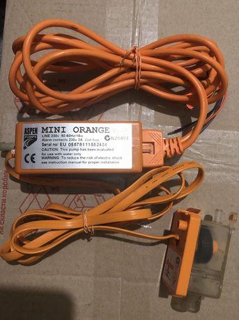 Продам насос дренажный для кондиционера mini oradge