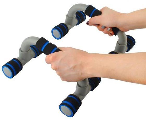 Uchwyty do robienia pompek do ćwiczeń lekkie przenośne