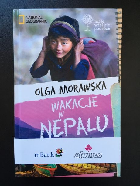 Wakacje w Nepalu - Olga Morawska