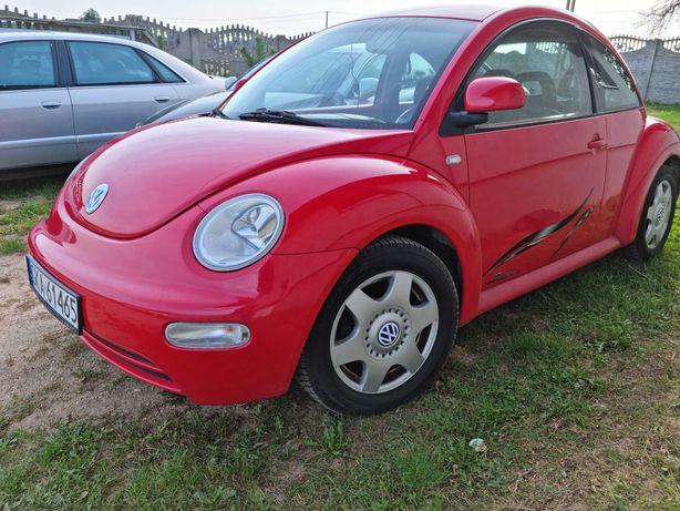 VW New Beetle 98', benz 2.0 Super Stan, rok w kraju