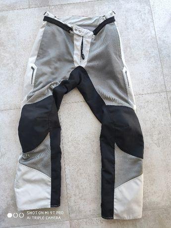 spodnie motocyklowe damskie LASER rozmiar L