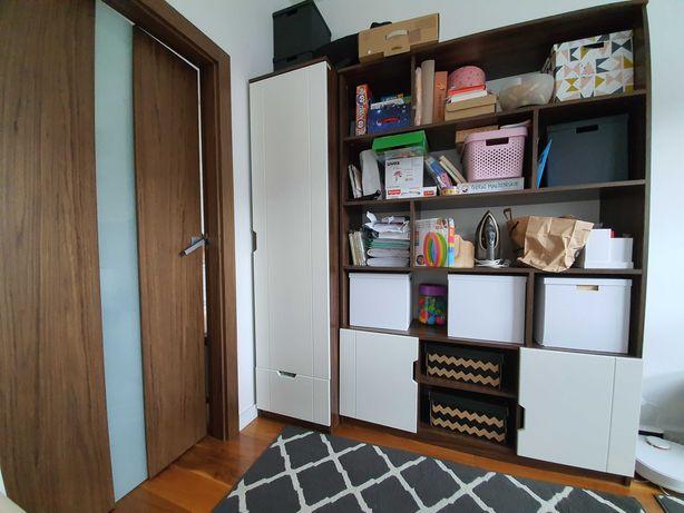 Łóżko szafa meble do pokoju dziecięcego