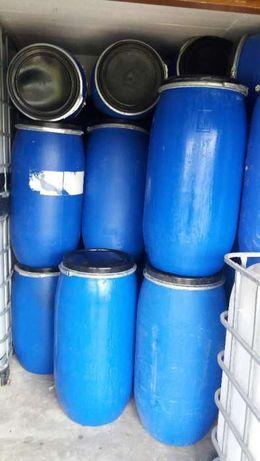 Barricas/depósitos/bidons/potes 120/150 litros